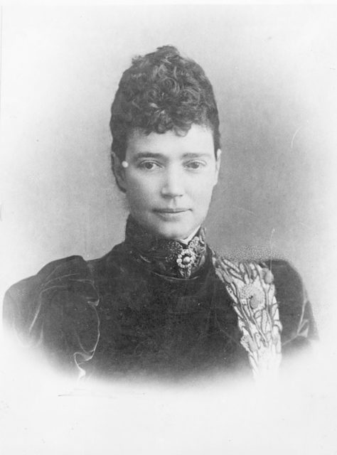 The Empress Marie Feodorovna