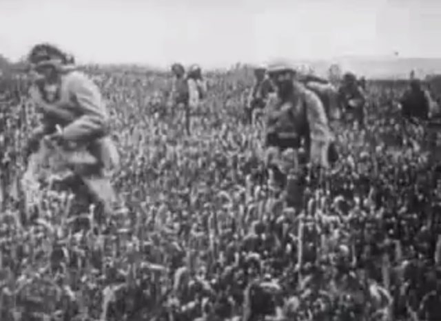 Bloody WWI Footage! 1918 World War I - Public Domain Blockbuster