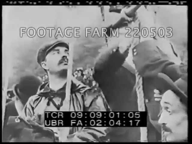 Early Russian newsreel - various locations 220503-02 | Footage Farm