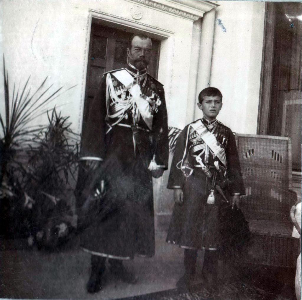 LIVADIA PRINT IMPERIAL RUSSIA TSAREVICH ALEXEI NIKOLAEVICH OF RUSSIA ROMANOV