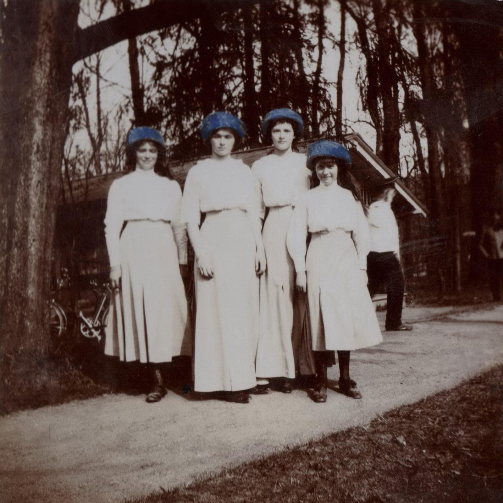 Grand Duchess Daughter of Emperor Nicholas II.