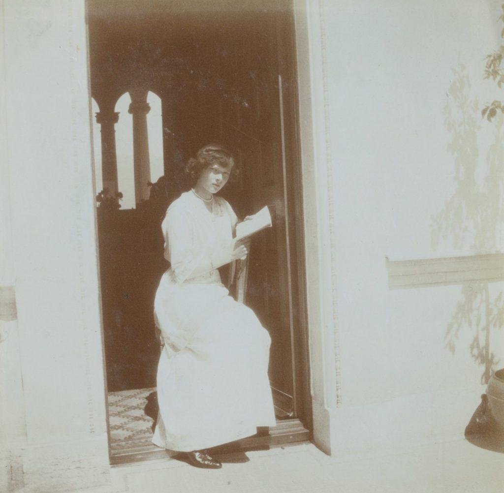 Grand Princess Tatiana Nikolayevna for the book.