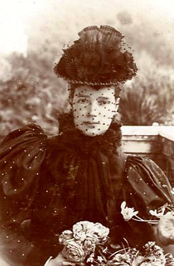 Her Imperial Majesty Empress Empress Maria Feodorovna (wife of Emperor Alexander III).