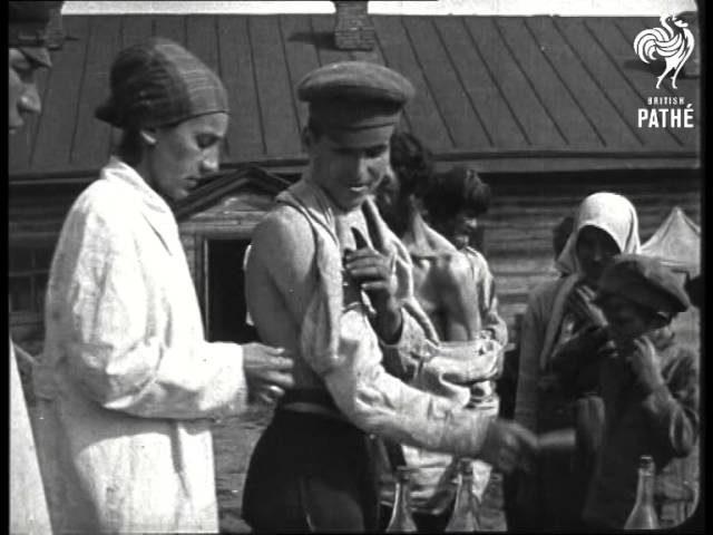 Inside Gates Of Soviet Russia (1914-1919)
