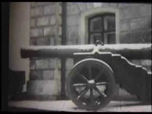 Moscow the beginning of the 20th century. Newsreel footage.