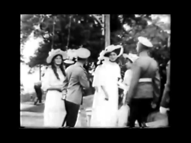 OTMA Romanovs in Filmen (Teil 1 von 3)