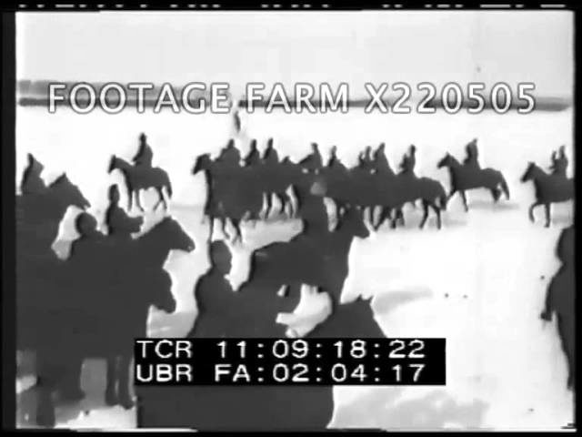 Russian in WWI Pt1/3  220505-01X | Footage Farm