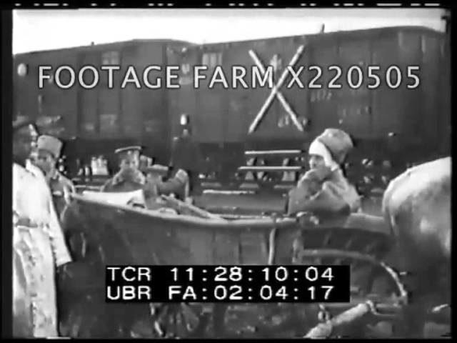 Russian in WWI Pt2/3  220505-02X | Footage Farm