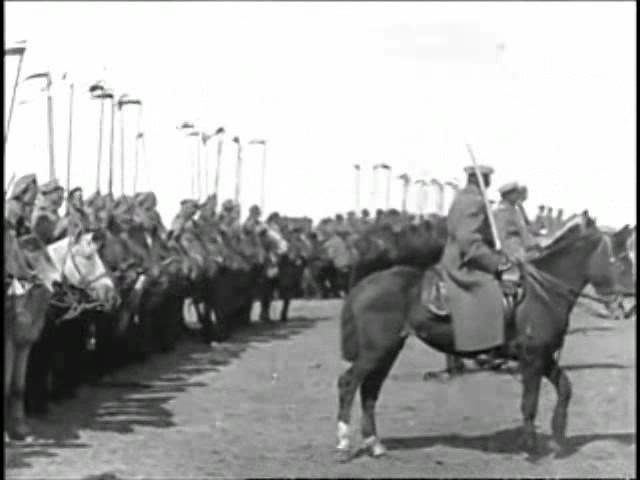 The White Army of Admiral A.V. Kolchak, Omsk, 1919