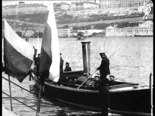 Tzar With Fleet   AKA Czar With Fleet (1910-1917)