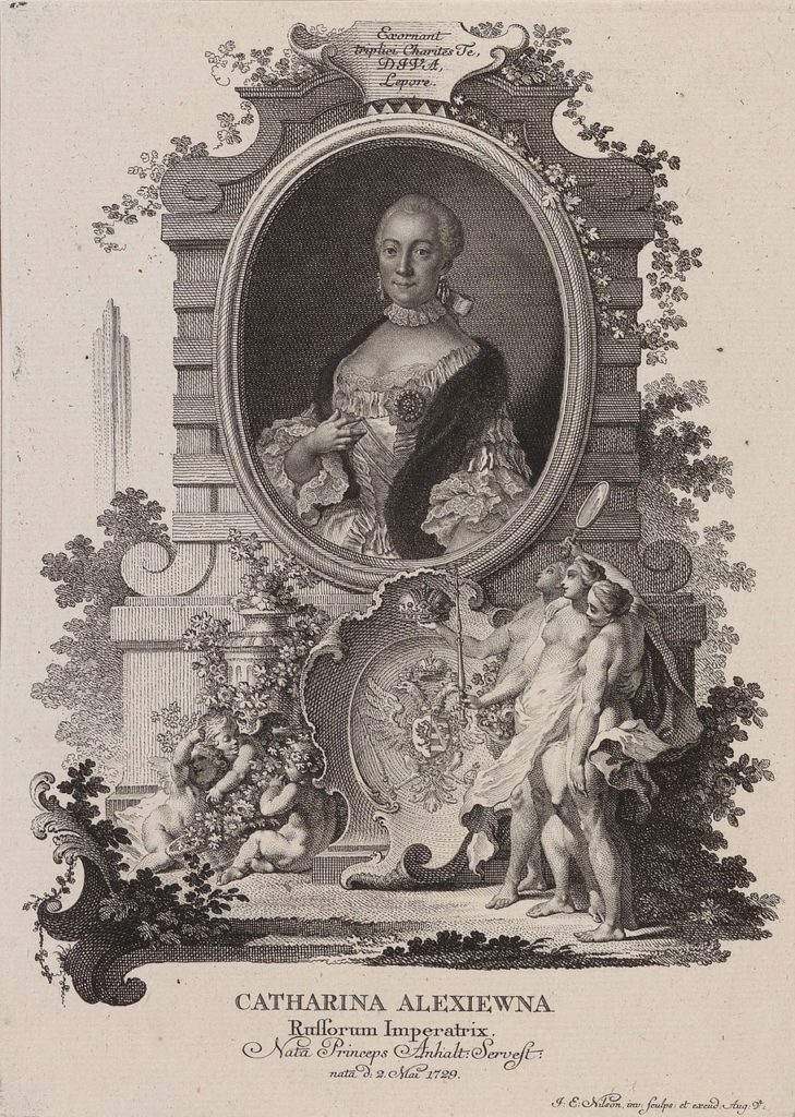 Catherine I Empress of Russia