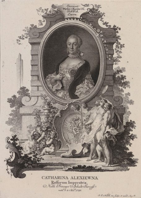 Catherine I Empress of Russia