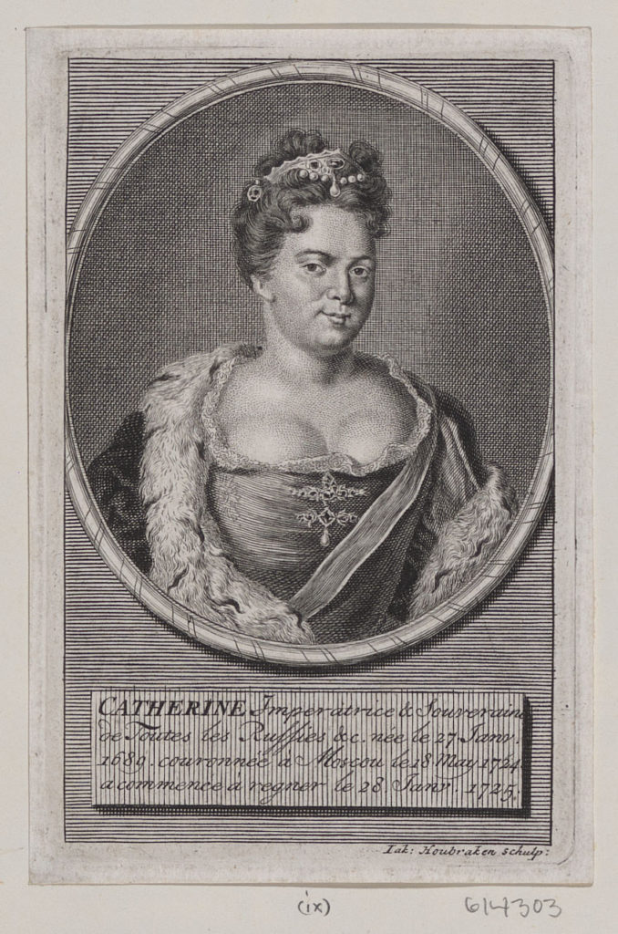 Catherine I - Empress of Russia