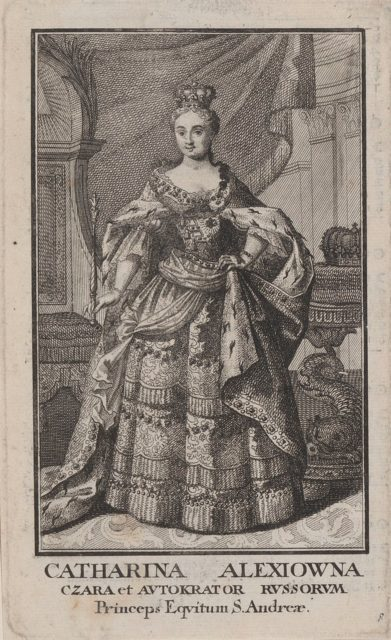 Catherine I Alexeevna
