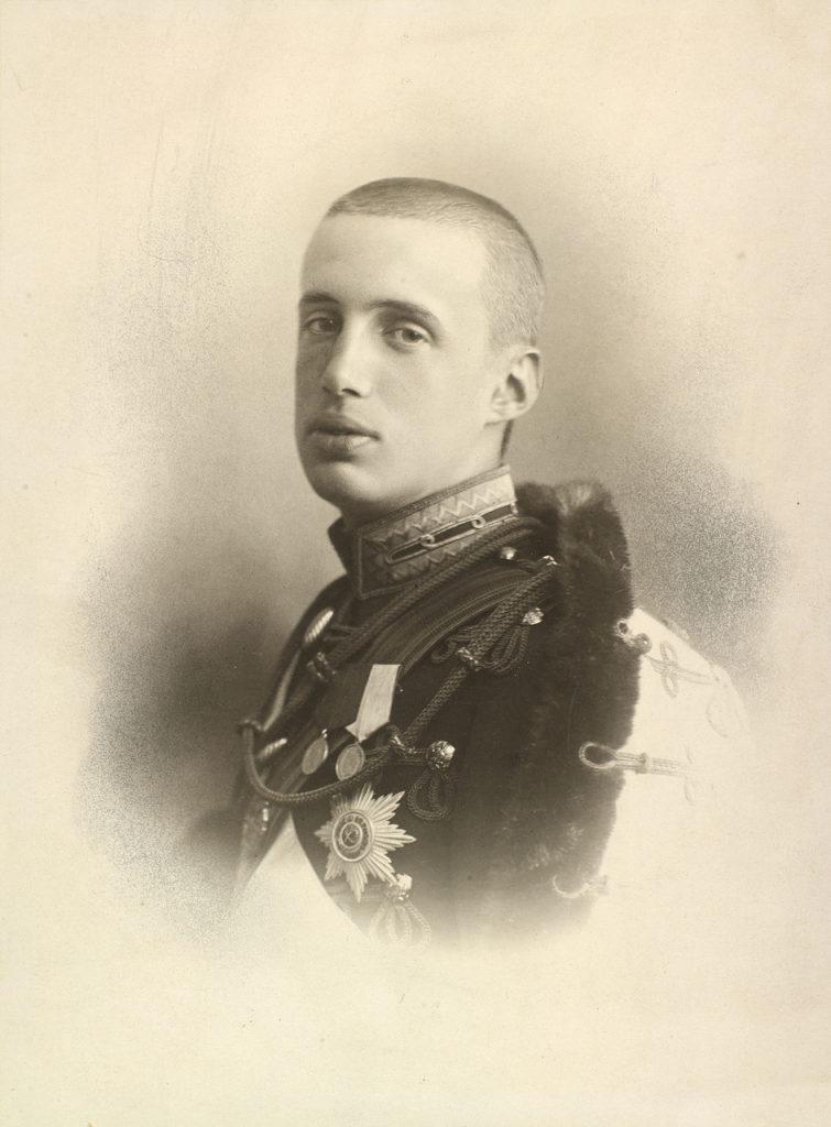 Gavriil Konstantinovich (July 3 (15), 1887, Pavlovsk - February 28, 1955, Paris) - Prince of Imperial Blood.
