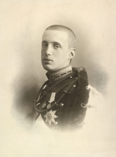 Gavriil Konstantinovich (July 3 (15), 1887, Pavlovsk - February 28, 1955, Paris) - Prince of Imperial Blood.