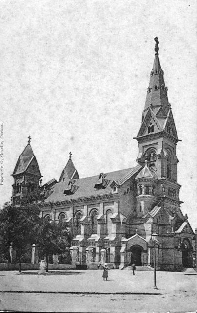 German Kirche, Odessa