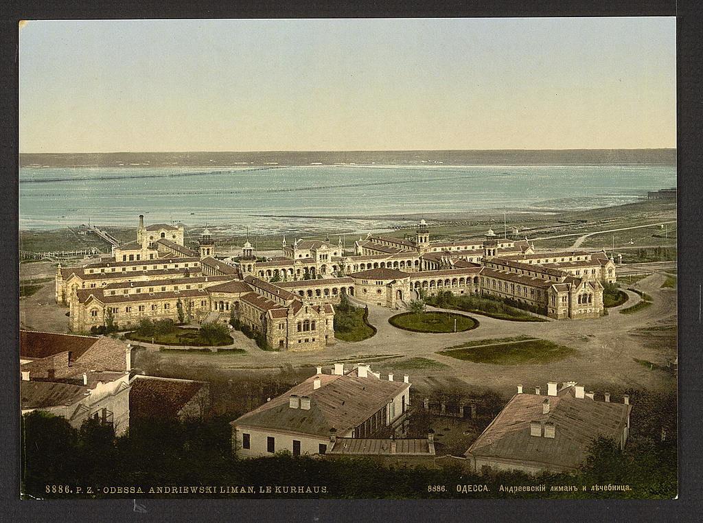 Kuyalnik / Andreevsky Estuary - Odessa, 1900-1914