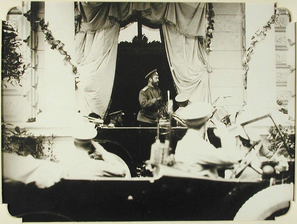 Nicholas II in Odessa, 1914-1915