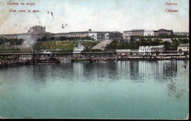 Odessa, 1900-1914