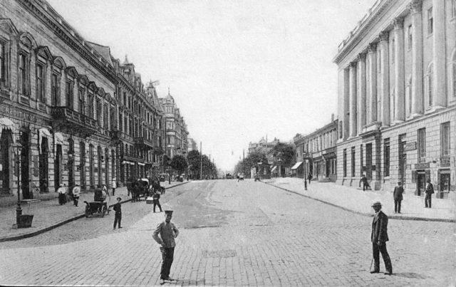 Odessa, 1900s