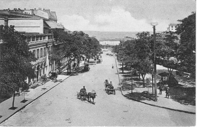 Odessa, 1900-1914, Russian Empire