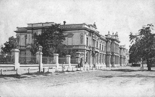 Summer in Odessa, Russia. 1900-1914