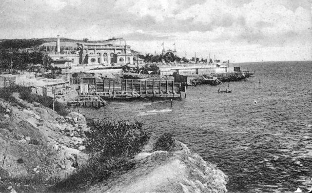 Odessa, Arkadia 1900-1914