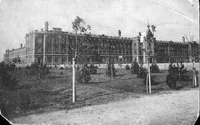 Odessa, Cadet Corps 1900-1914