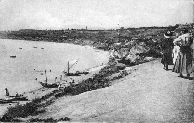 Odessa, Ortada 1900-1914
