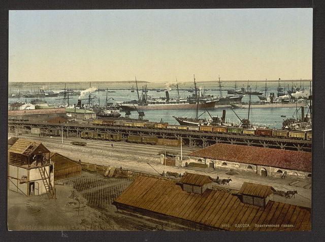 Praktychna Havan, Port of Odessa