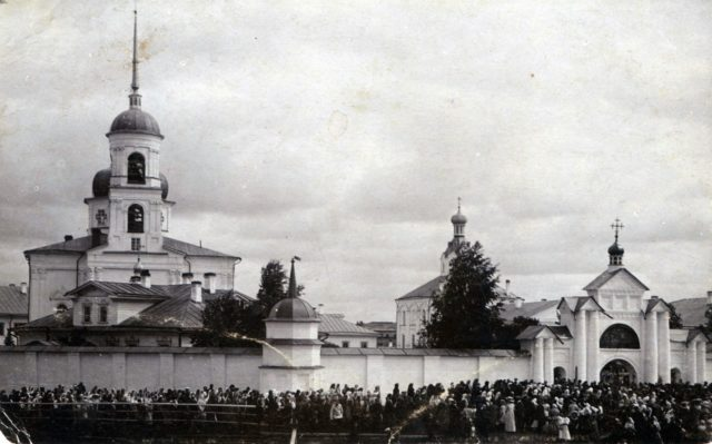 Holy Trinity Convent, Shenkursk