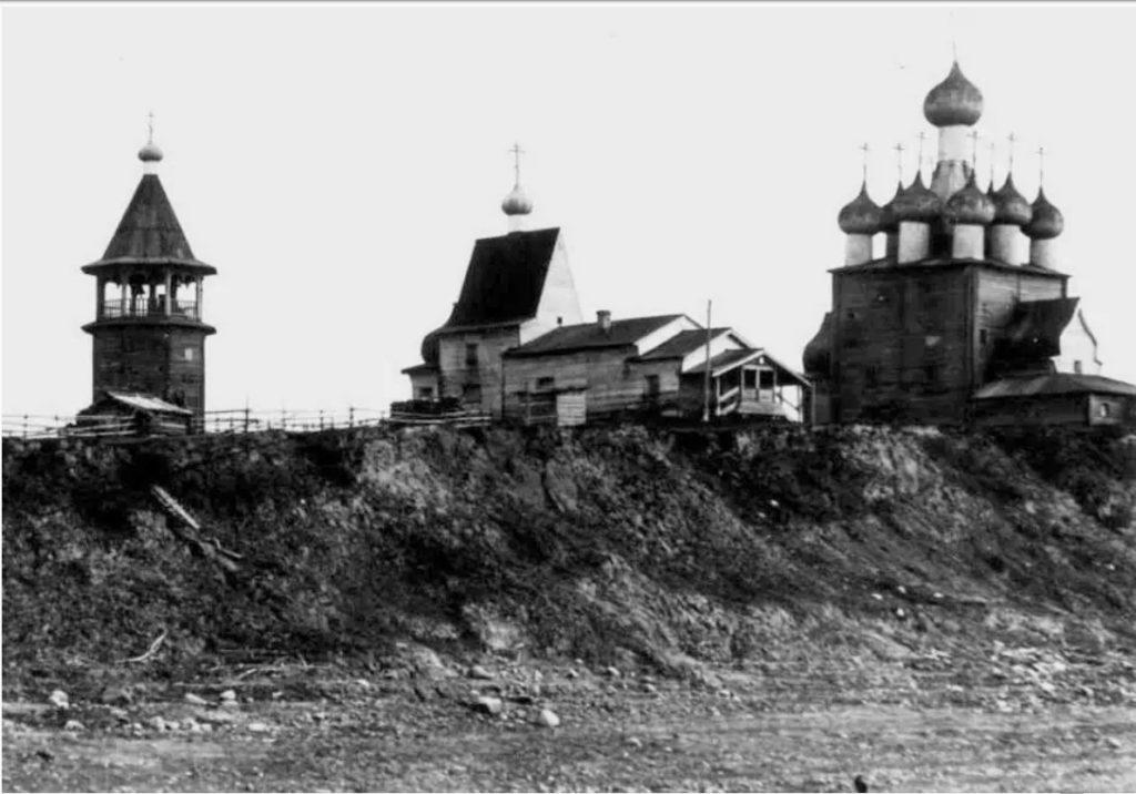 Kholmogory surroundings