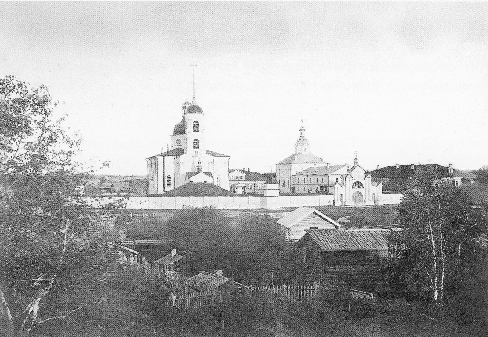 Shenkursk - Holy Trinity Convent