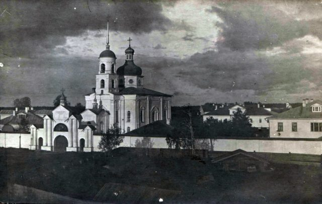 Shenkursk Holy Trinity Convent