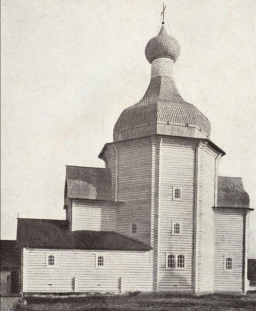 Shenkursk Church