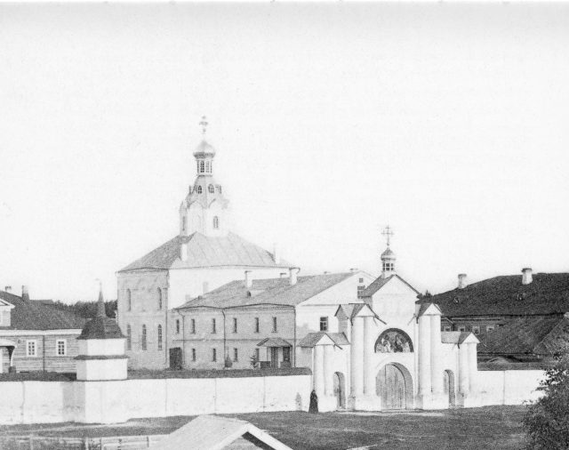 Holy Trinity Convent Shenkursk