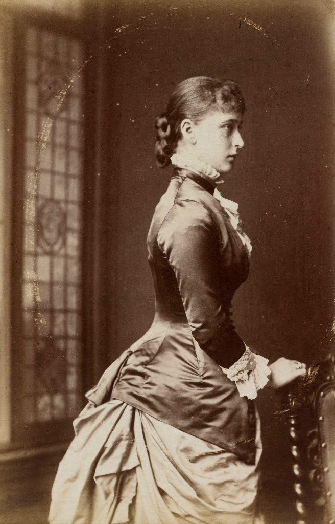Elizabeth Alexandra Louise Alice - Princess Hesse-Darmstadt