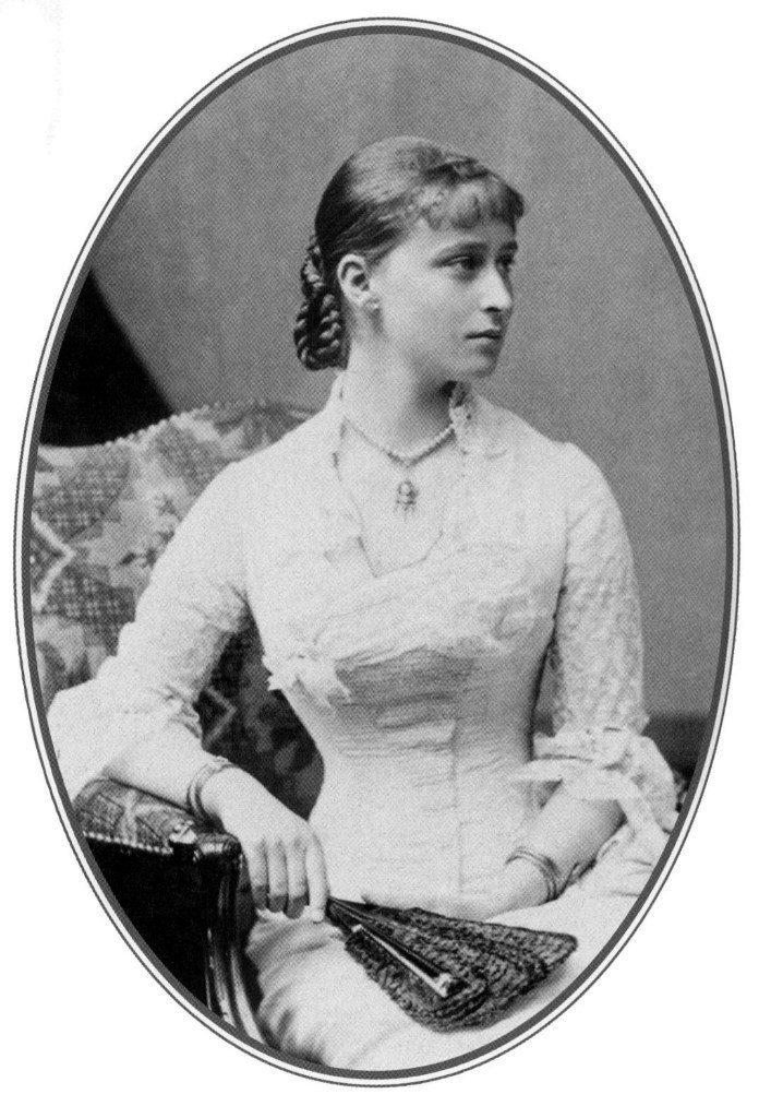 Elizabeth Alexandra Louise Alice (Ella) Princess Hesse-Darmstadt future Grand Duchess Elizabeth Feodorovna Romanova.