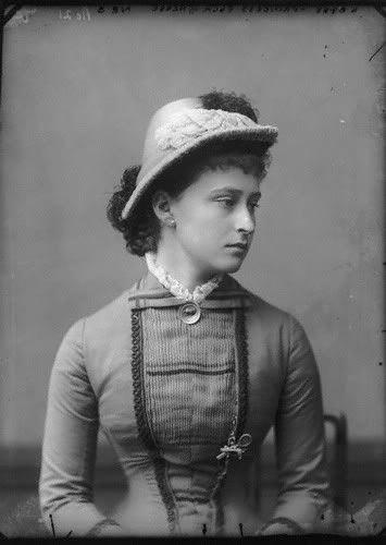 Elizabeth Alexandra Louise Alice (Ella) Princess Hesse-Darmstadt