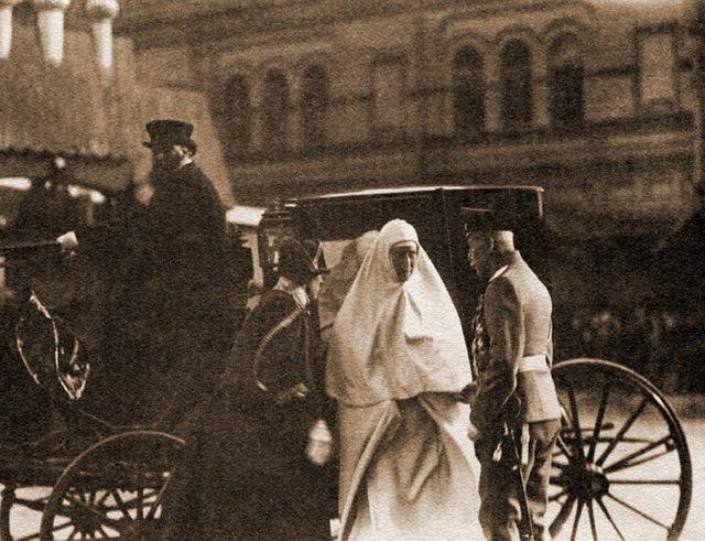 Grand Duchess Elisaveta Feodorovna.
