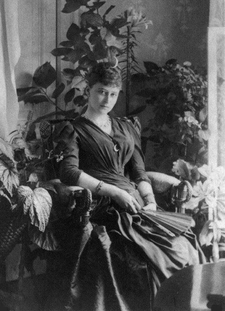 Grand Duchess Elisaveta Feodorovna (Ella).