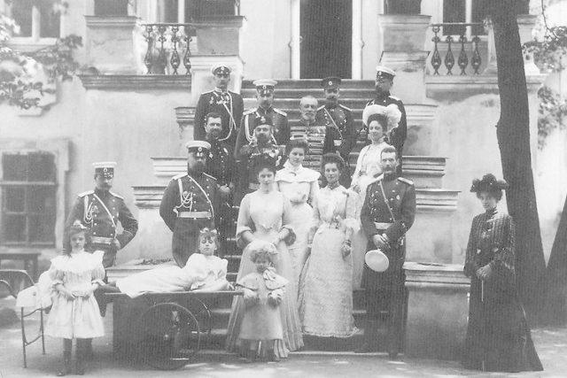 Grand Duke Sergey Alexandrovich, Grand Duchess Elisaveta Feodorovna.