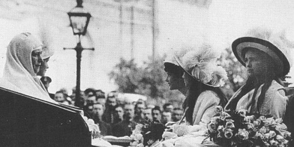 """Great Mother"" - Grand Duchess Elisaveta Feodorovna."