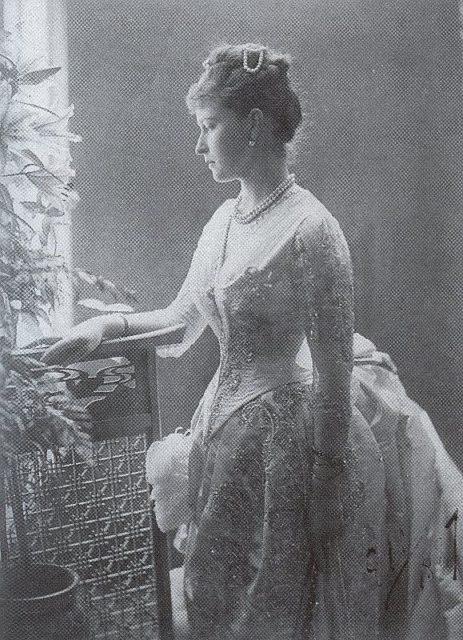 Elizabeth Alexandra Louise Alice - Princess of Hesse-Darmstadt