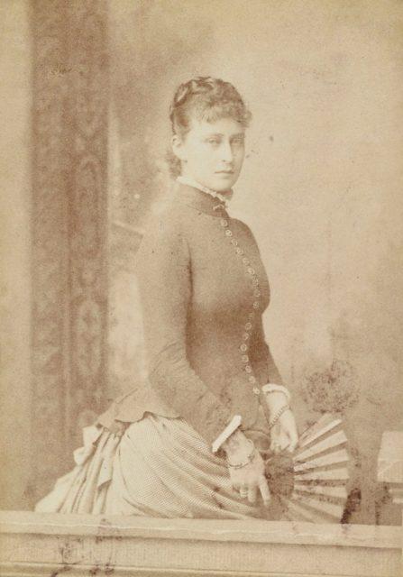Elizabeth Alexandra Louise Alice (Ella) Princess of Hesse-Darmstadt  - Grand Duchess Elizabeth Feodorovna.