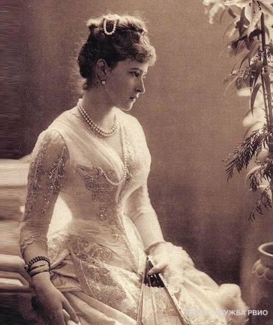 Grand Duchess Elizabeth Feodorovna.