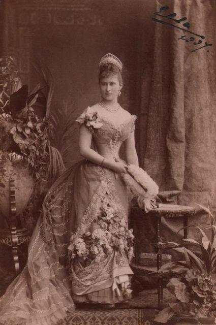 Grand Duchess Elizabeth Feodorovna. Elizabeth Alexandra Louise Alice (Ella) Princess of Hesse-Darmstadt