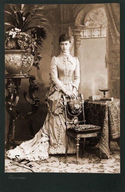 Grand Duchess Elizabeth Feodorovna. Elizabeth Alexandra Louise Alice (Ella) Princess of Hesse-Darmstadt .