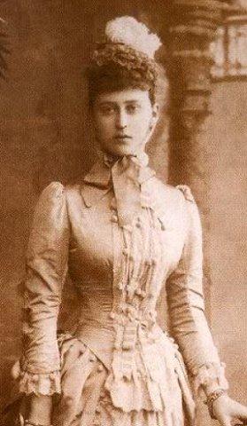 Ella, Elizabeth Feodorovna.